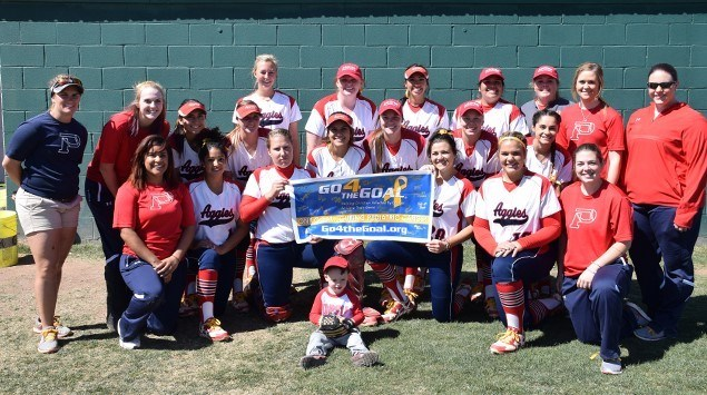 OPSU Softball Strikes Up a Golden Opportunity to Give Back