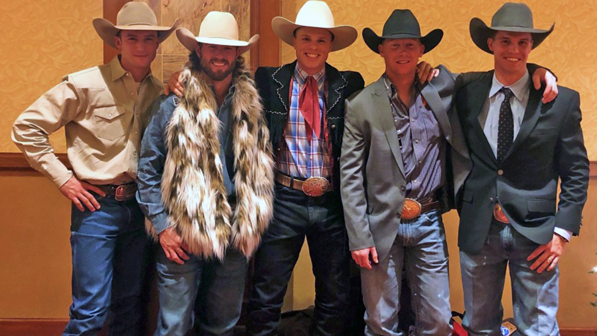 Rodeo Alumni in Pursuit of World Titles - Oklahoma Panhandle
